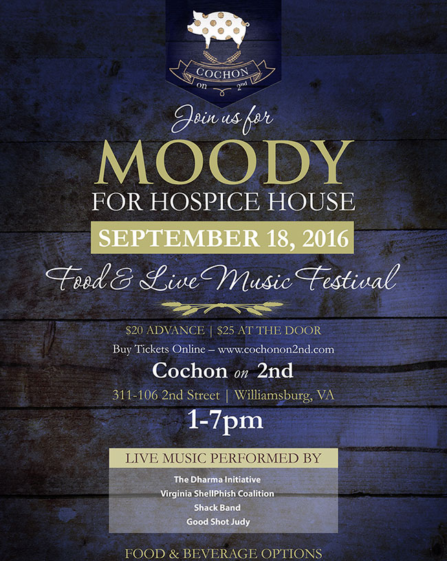 Moody for Hospice House